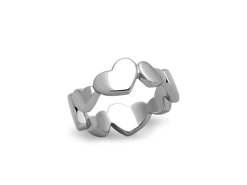 ocelovy prsten sr1433