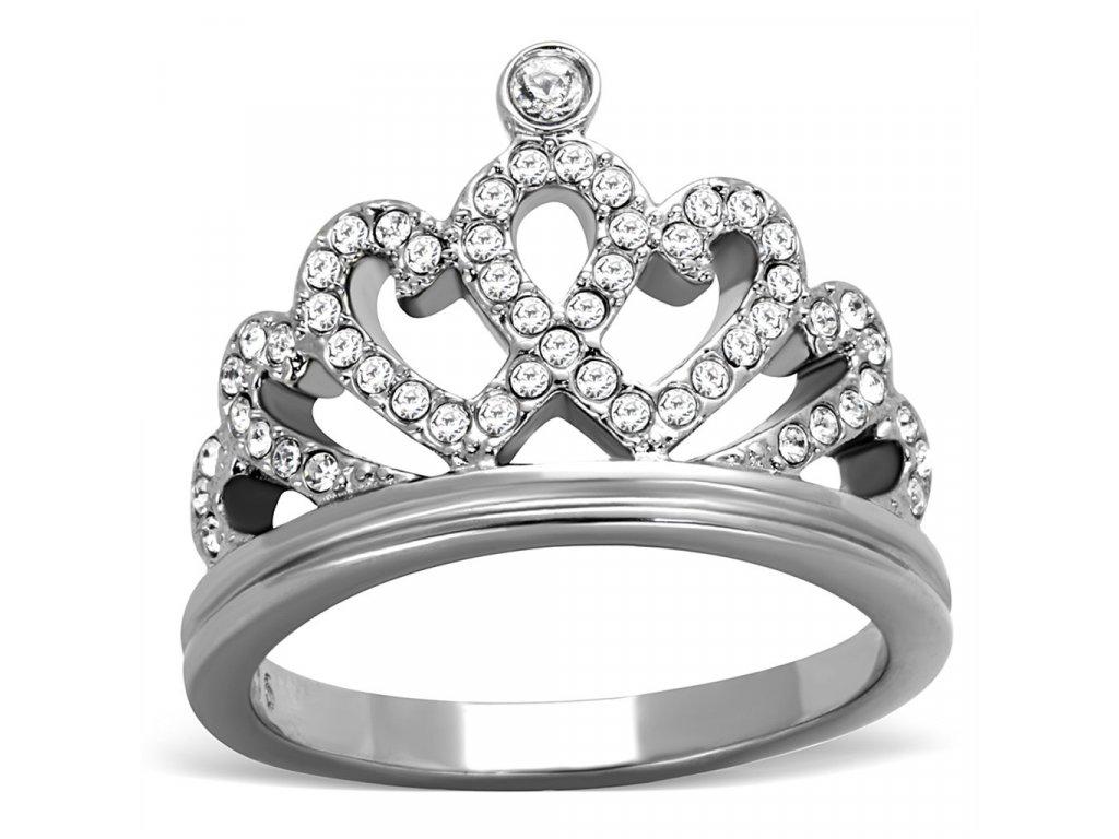 korunka ocelovy prsten sr1923