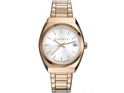 esprit es emily rosegold damske hodinky es108522004