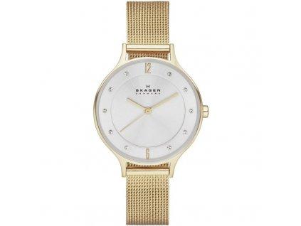 damske hodinky skagen anita gold skw2150
