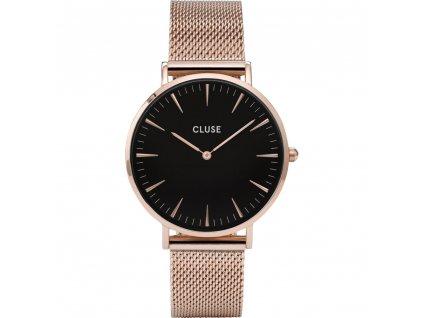 cluse boheme black rosegold cl18113