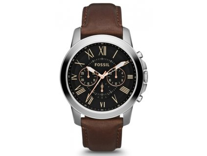 panske hodinky fossil grant fs4813