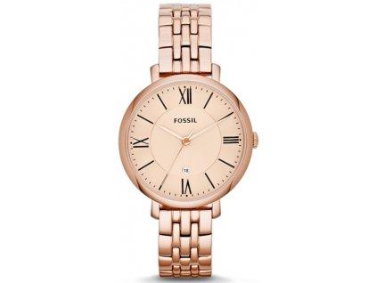 damske hodinky fossil jacqueline es3435