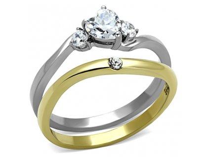 ocelovy prsten so zirkonmi sr1281