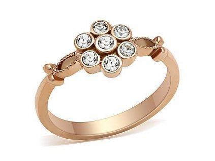 zlaty ocelovy prsten sr1378