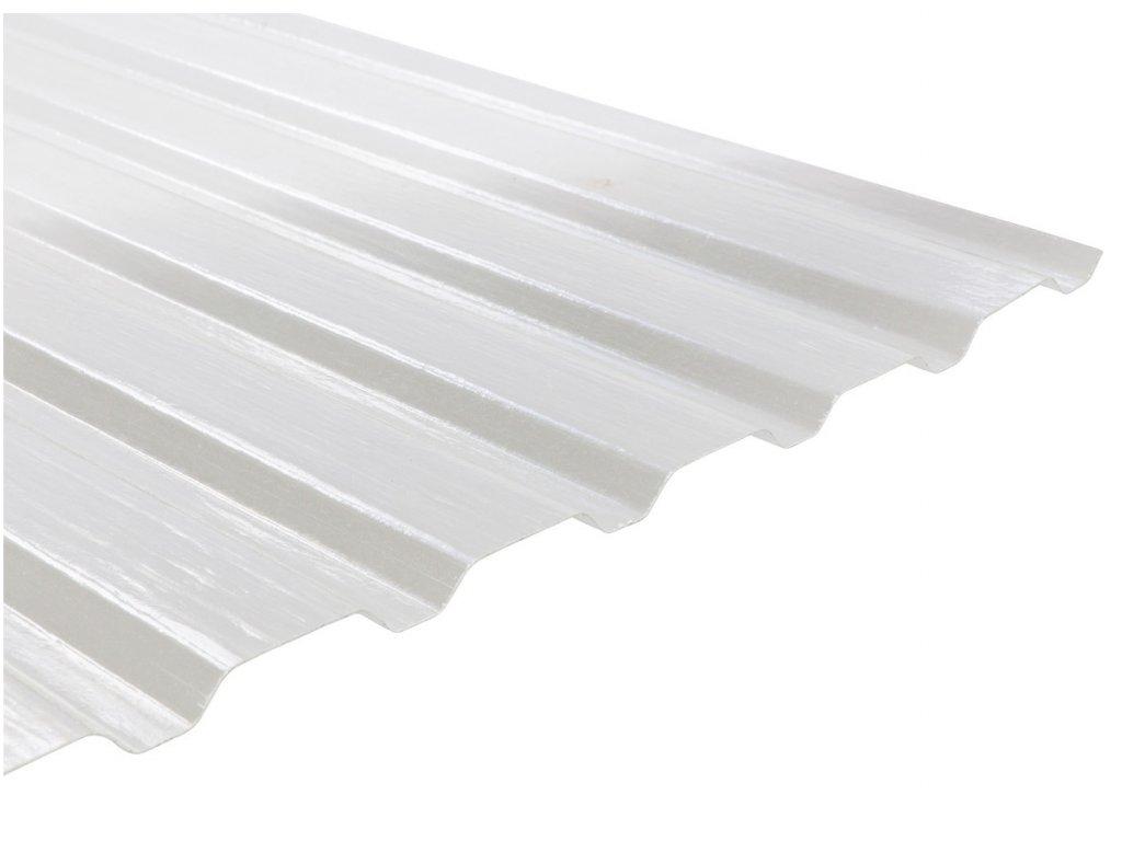 Sklolaminátová trapézová deska