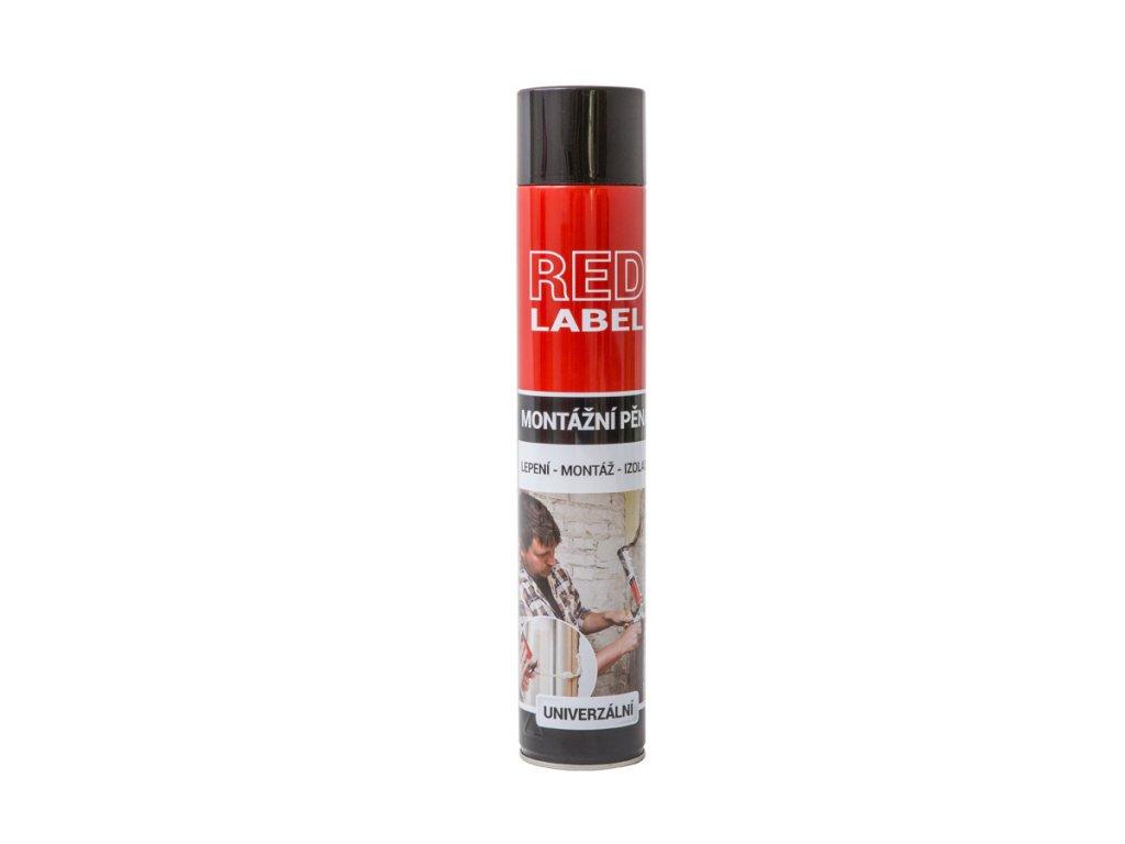 Trubičková montážní pěna Red Label (zimní)