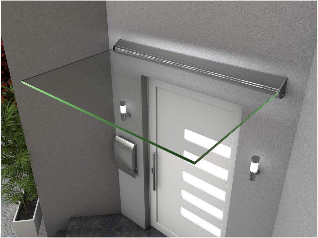 Vchodová stříška Guttavordach LED