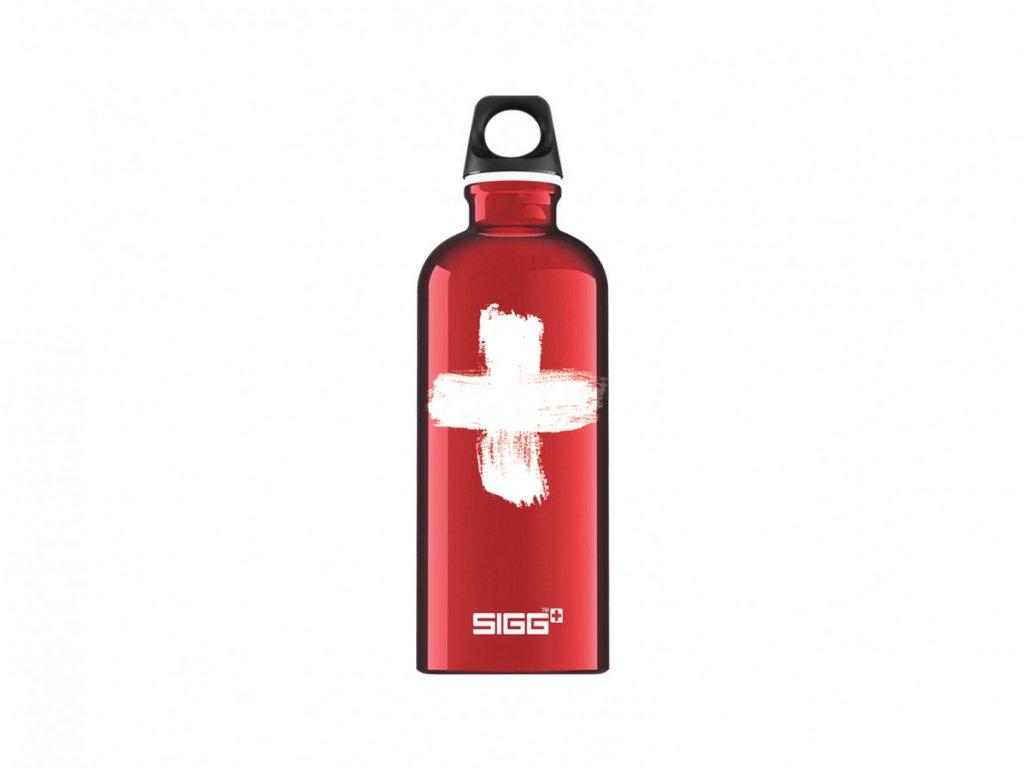 Hliníková láhev Swiss