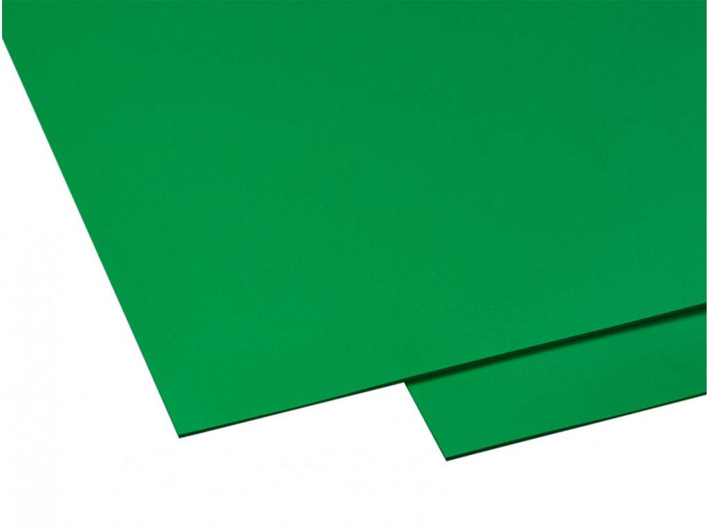 Polyvinylchlorid Hobbycolor 3 mm - zelená