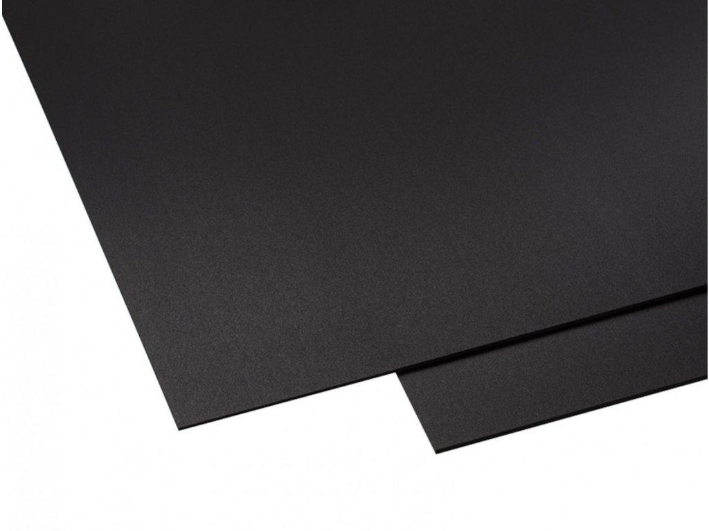 Polyvinylchlorid Hobbycolor 3 mm - černá