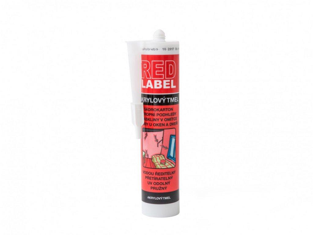 Akrylový tmel Red Label