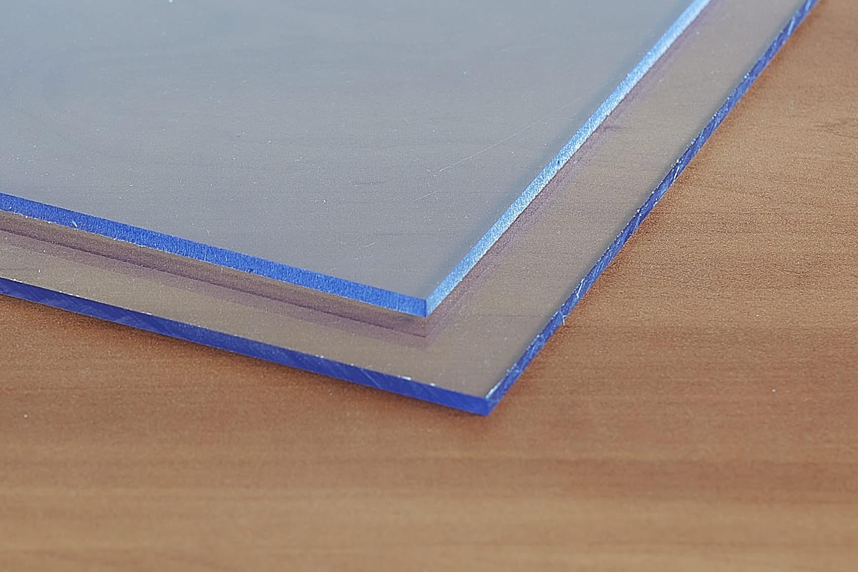Polykarbonát plný 10 mm - Polycasa PC UV Barva: čirá, Rozměr: 1000 x 2000 mm