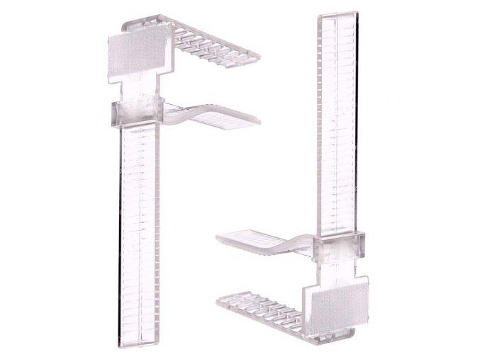 Univerzální rautové spony pro desku 15 - 110 mm