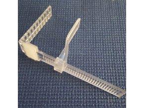 Univerzální rautová spona pro desku 15 - 110 mm