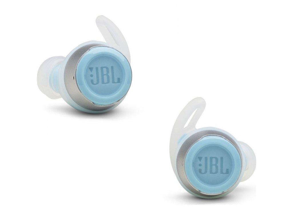 Sluchátka JBL Reflect Flow - tyrkysová