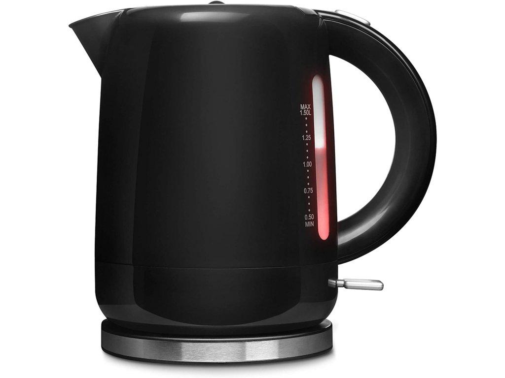 Rychlovarná konvice Medion MD 18090 - černá