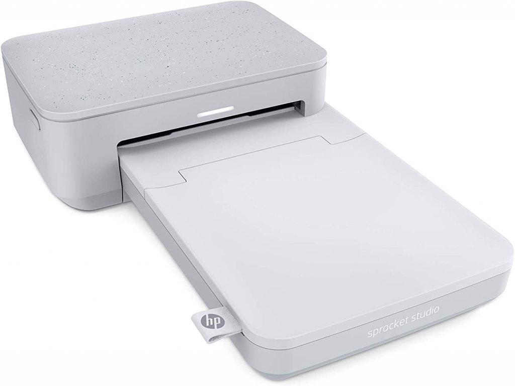 HP Sprocket Studio mobilní tiskárna / bílá / 646