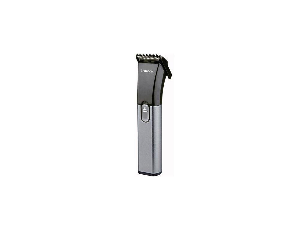 Bezdrátový nabíjecí zastřihovač vlasů/ Holící strojek na vlasy Cenocco CC9027 - černý
