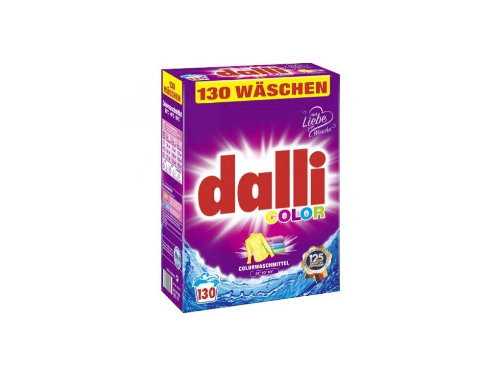 Dalli prací prášek Color 8,45kg - 130 pracích dávek