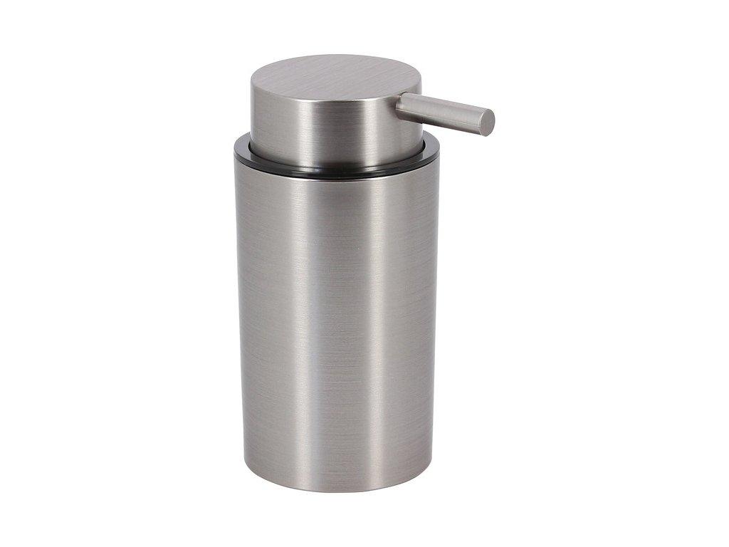 Dávkovač na tekuté mýdlo - imitace kovu