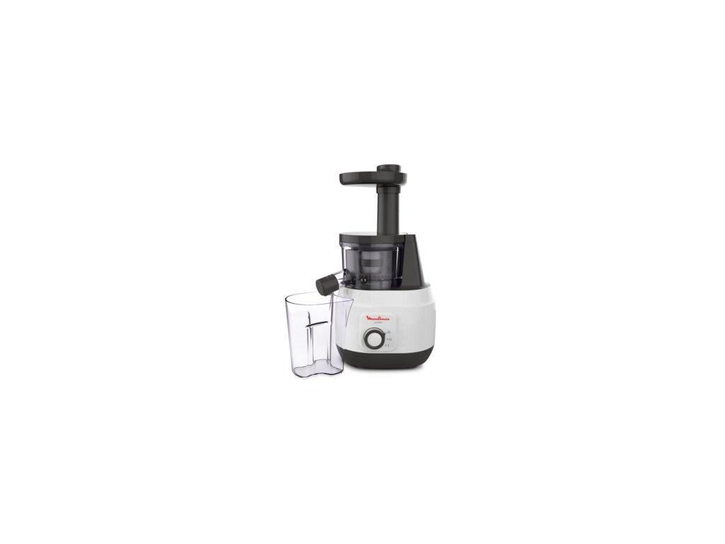 Elektrický odšťavňovač / lis na ovoce za studena Moulinex ZU150110 Juiceo - 150 W, 800 ml