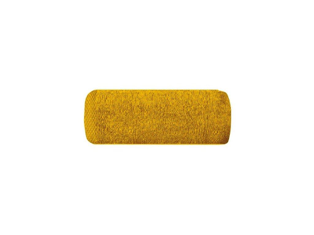 Jemný ručník Modena Capri 50x100 cm, 400 g/m2 - Zářivě oranžová