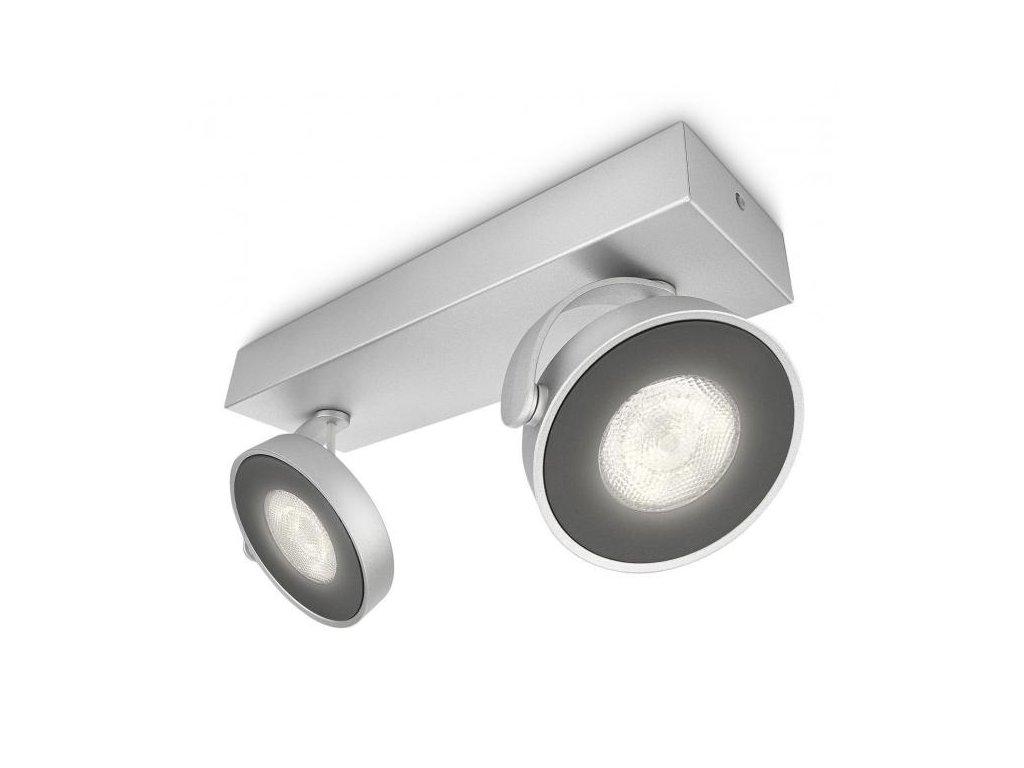 LED bodové svítidlo Philips myLiving Clockwork 53172/48/16 - 2x 4W LED