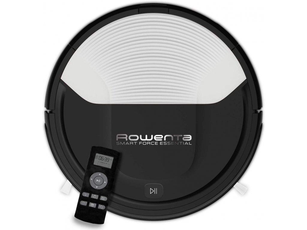 Robotický vysavač Rowenta Smart Force™ Essential RR6927WH - 65 dB, 2 h 30 min