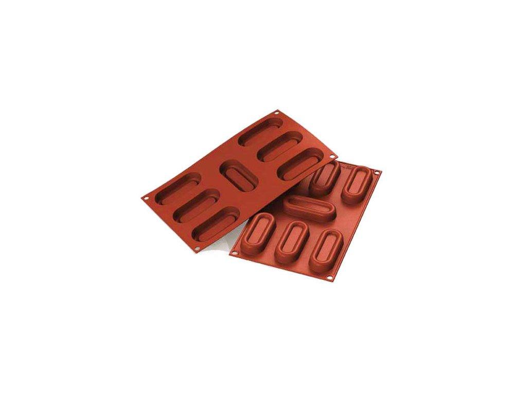 Silikonová pečící forma Silikomart Classic - Terracotta