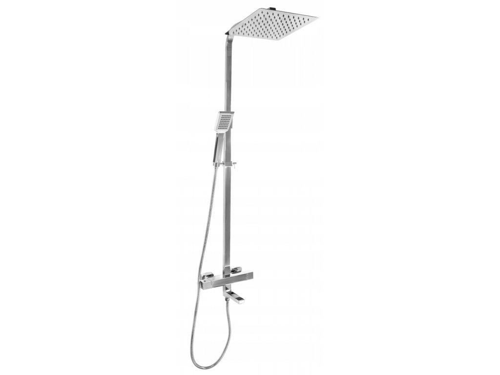 Sprchová souprava REA CEZAR - Stříbrná