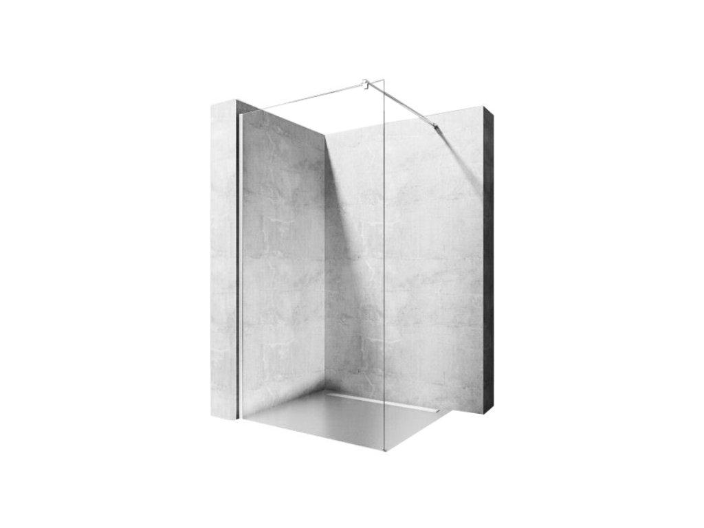 Sprchová zástěna REA FLEXI - 100 x 185