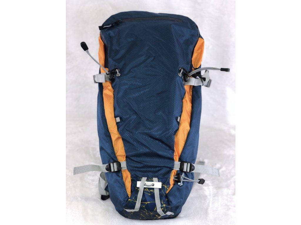 Trekingový batoh / krosna / 25l / turistický batoh / modrý