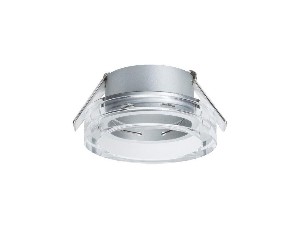Vestavné svítidlo Paulmann Premium Glas kulaté set 3ks