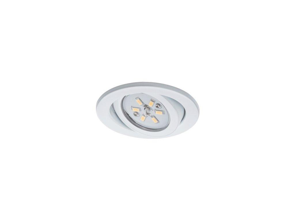 Výklopné zápustné LED svítidlo Paulmann Nice Price set 3x3W