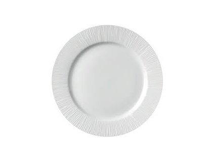 Mělké porcelánové talíře / 2 kusy / 22cm / SET PIATTI FRUTTA