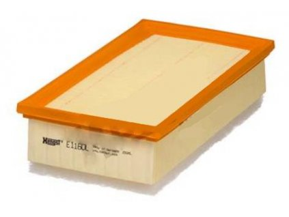 Vzduchový filtr E1238L - HENGST FILTER