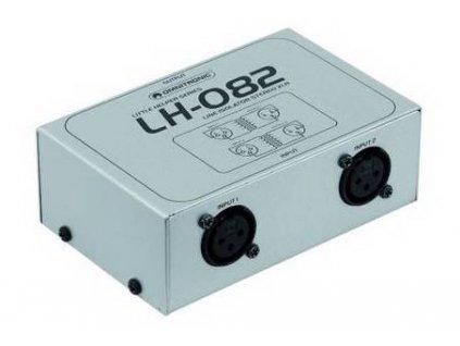 Stereo izolátor linky Omnitronic LH-082