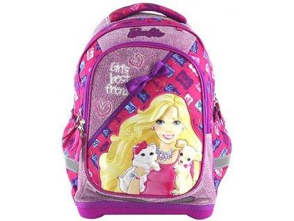 Školní batoh Target / růžový / Barbie