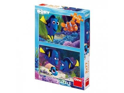 Puzzle Dory se našla 2x77