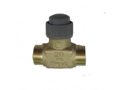 Dvou cestný regulační ventil Honeywell V5832A1061 PN16 DN20