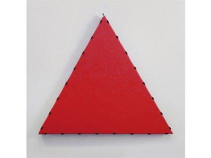 Skládací pěnové puzzle Tukluk / červená