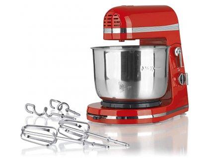Kuchyňský robot Maxxcuisine 01920 Modern Style / 3 l / červená