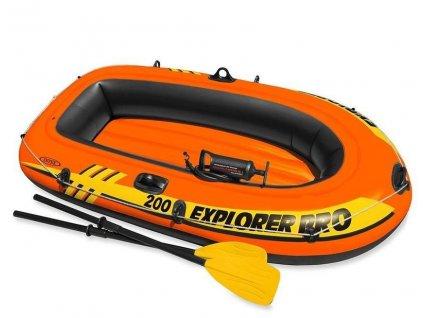 Nafukovací člun Intex 58357 Explorer Pro 200 Set