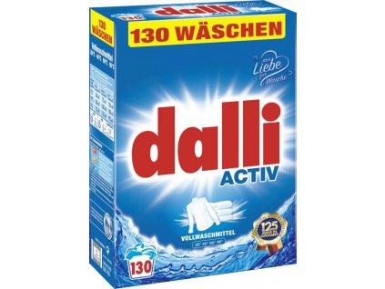 Dalli prací prášek Universal 8,45kg - 130 pracích dávek