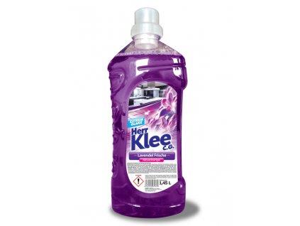 Klee univerzální čistič podlah s vůní levandule / 1,45 L