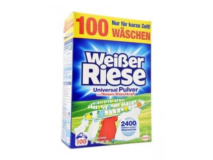 Weisser Riese prací prášek 5,5kg Universal 100W