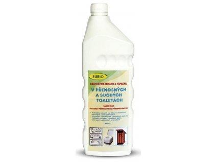 SUBIO Sannifresh / 1 l / likvidátor odpadu a zápachu