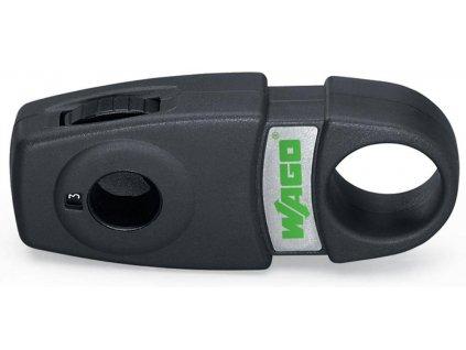Odizolovací kleště WAGO vhodné pro kulatý kabel 2,5 až 11 mm