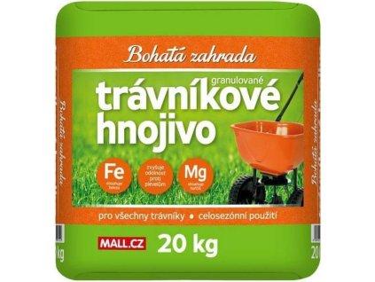 Trávníkové hnojivo 20 kg / POŠKOZENÝ OBAL
